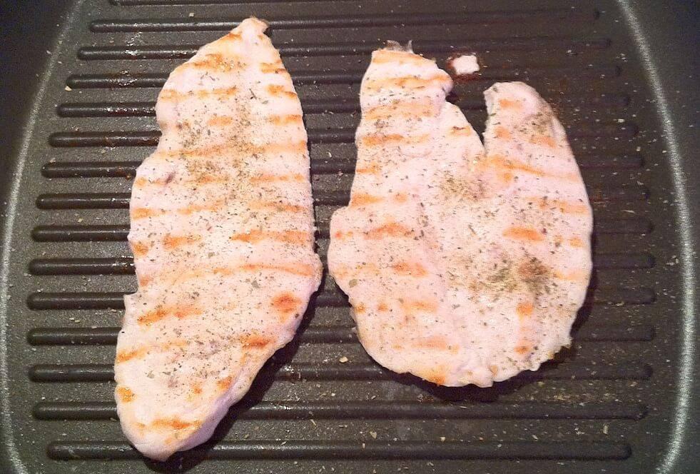 Petti di pollo agli aromi