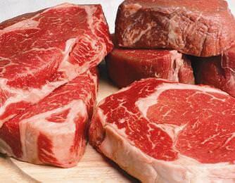 conservazione della carne
